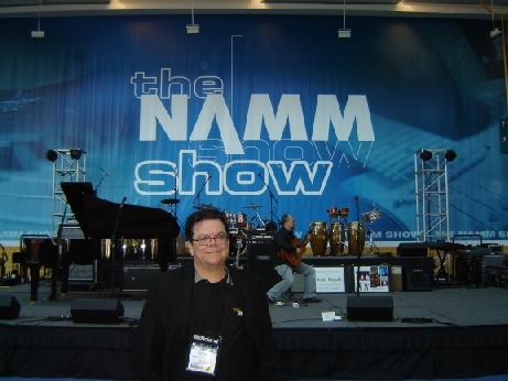 Bienvenidos al NAMM 2007 ¡